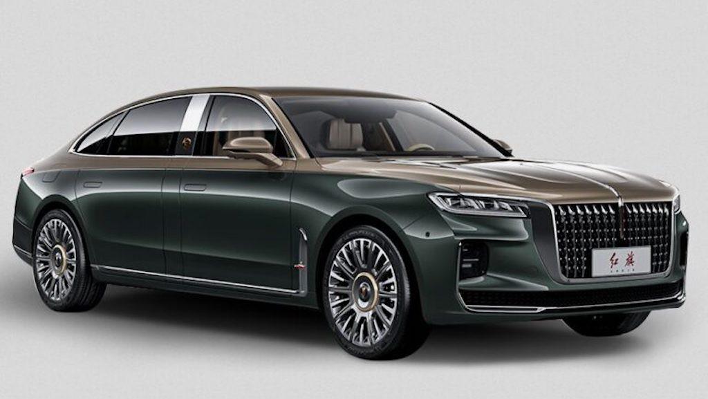 Cửa nào để xe siêu sang Trung Quốc Hongqi H9+ cạnh tranh với những Maybach hay Bentley? ảnh 1