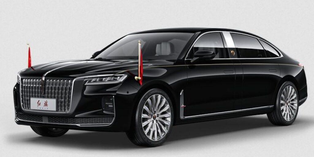 Cửa nào để xe siêu sang Trung Quốc Hongqi H9+ cạnh tranh với những Maybach hay Bentley? ảnh 2