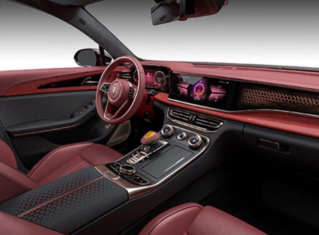 Cửa nào để xe siêu sang Trung Quốc Hongqi H9+ cạnh tranh với những Maybach hay Bentley? ảnh 3