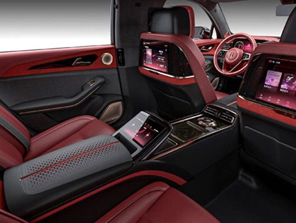 Cửa nào để xe siêu sang Trung Quốc Hongqi H9+ cạnh tranh với những Maybach hay Bentley? ảnh 4