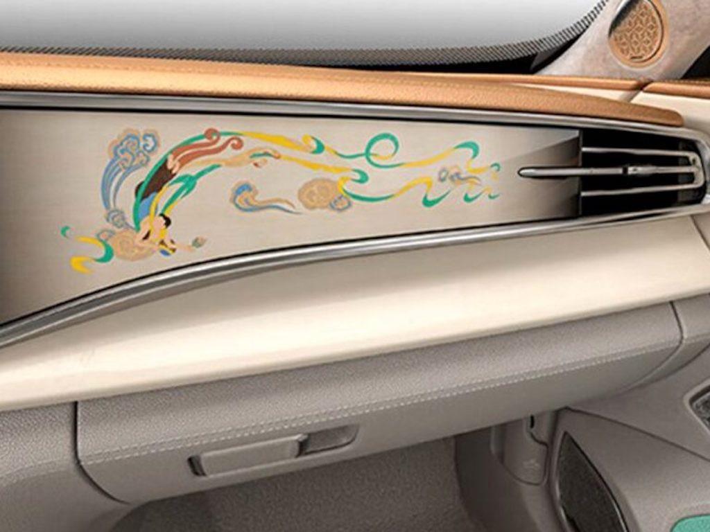 Cửa nào để xe siêu sang Trung Quốc Hongqi H9+ cạnh tranh với những Maybach hay Bentley? ảnh 5