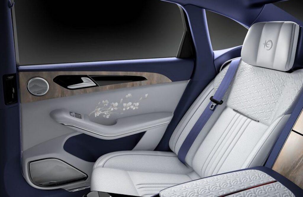 Cửa nào để xe siêu sang Trung Quốc Hongqi H9+ cạnh tranh với những Maybach hay Bentley? ảnh 6
