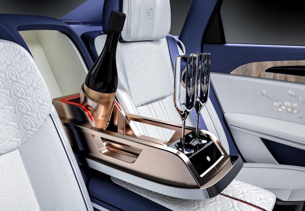 Cửa nào để xe siêu sang Trung Quốc Hongqi H9+ cạnh tranh với những Maybach hay Bentley? ảnh 7