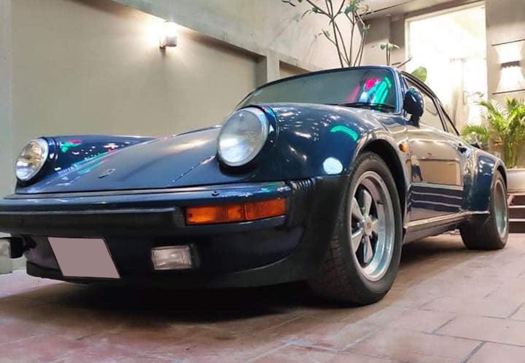 Dân Thủ Đô phải chơi Turbo: Lại có thêm Porsche 911 Turbo 930 cổ lộ diện tại Hà Nội ảnh 1