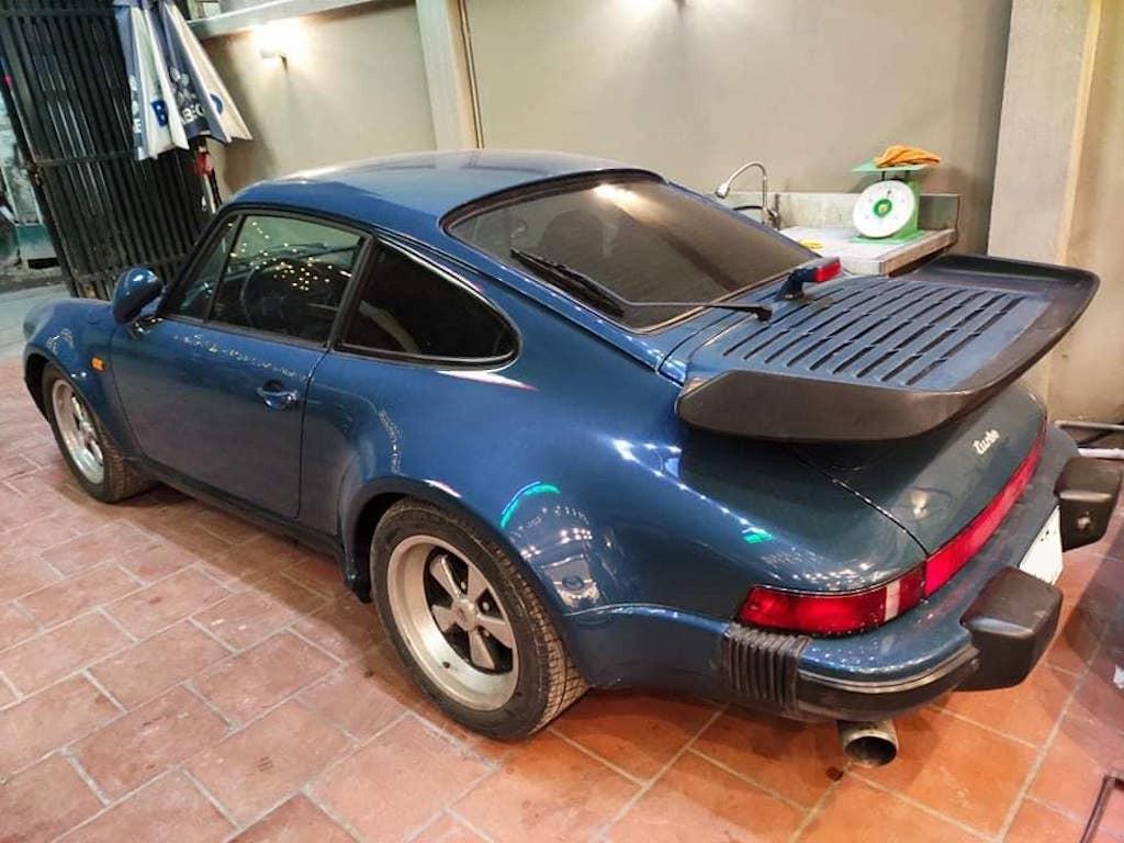 Dân Thủ Đô phải chơi Turbo: Lại có thêm Porsche 911 Turbo 930 cổ lộ diện tại Hà Nội ảnh 2