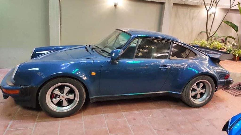 Dân Thủ Đô phải chơi Turbo: Lại có thêm Porsche 911 Turbo 930 cổ lộ diện tại Hà Nội ảnh 3