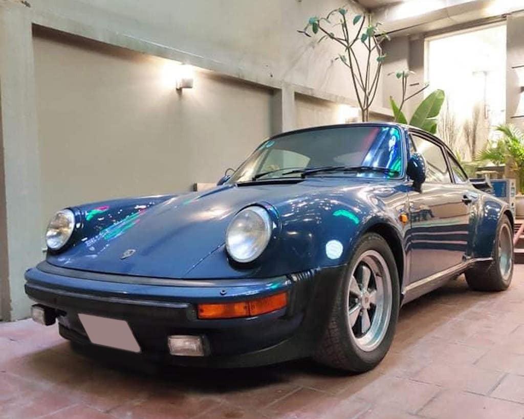 Dân Thủ Đô phải chơi Turbo: Lại có thêm Porsche 911 Turbo 930 cổ lộ diện tại Hà Nội ảnh 4