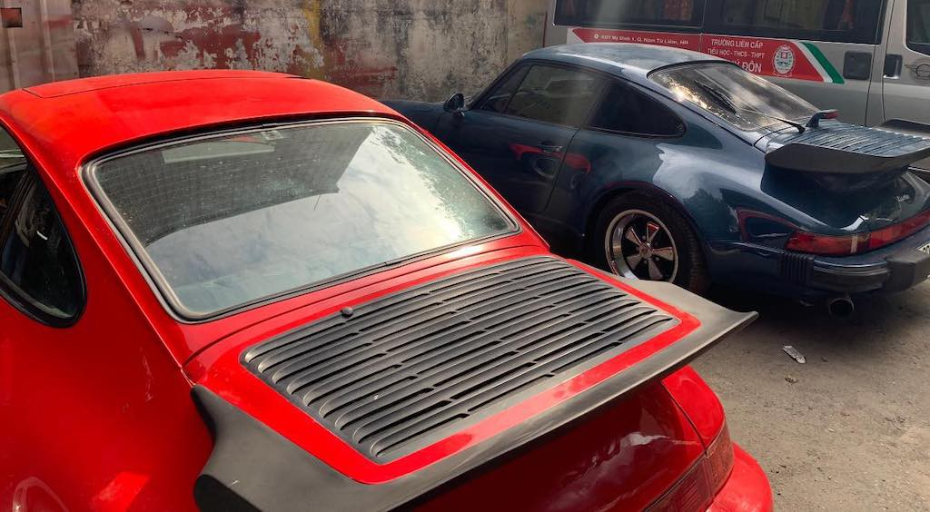 Dân Thủ Đô phải chơi Turbo: Lại có thêm Porsche 911 Turbo 930 cổ lộ diện tại Hà Nội ảnh 5