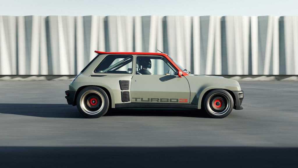 """Lại có thêm huyền thoại rally thập niên 80 được """"hồi sinh"""", lần này dựa trên hatchback hạng B rẻ tiền nhà Renault ảnh 7"""