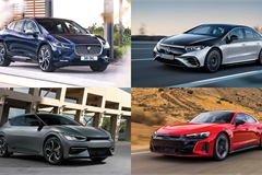 Sau Porsche Taycan và VinFast VF e34, hàng loạt xe ô tô điện sắp đổ bộ thị trường Việt Nam
