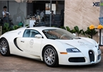 """Khám phá từng ngóc ngách """"ông hoàng tốc độ"""" Bugatti Veyron 16.4 độc nhất Việt Nam"""