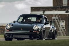 """Siêu phẩm Porsche 911 hoàn hảo từ Singer """"ra lò"""", thét giá lên tới 41,5 tỷ"""