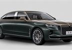 Cửa nào để xe siêu sang Trung Quốc Hongqi H9+ cạnh tranh với những Maybach hay Bentley?