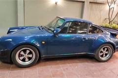 Lại có thêm Porsche 911 Turbo 930 cổ lộ diện tại Hà Nội