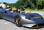 """Một siêu xe mui trần bí ẩn đã về Hà Nội, liệu có phải là """"siêu phẩm"""" McLaren Elva?"""
