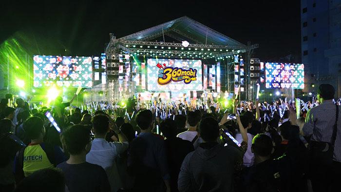 Chưa có sự kiện Game nào đông đảo người tham dự như Đại hội 360mobi. Đến hiện tại đây vẫn được xem là sự kiện Game lớn, đứng đầu số lượng người tham dự ở Việt Nam