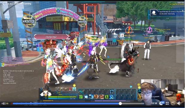Sức nóng của Closers đã thu hút hàng ngàn game thủ trong đó có cả những streamer nổi tiếng như ViruSs cũng không cưỡng lại được sức hấp dẫn của Closers