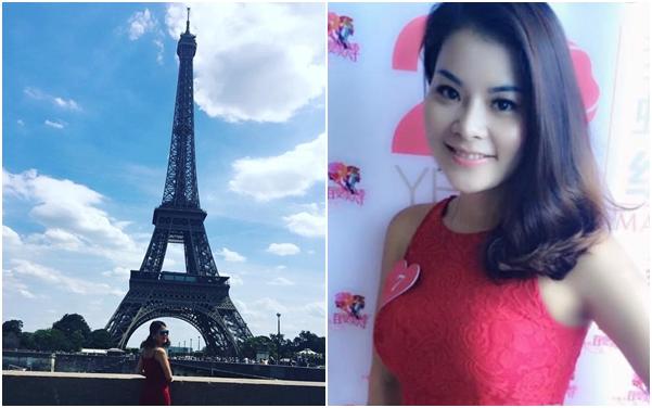Mối tình 10 năm quen nhau ở Hà Nội, gắn bó ở Thượng Hải, chia ly ở Paris qua lời kể của cô gái 9X mang 2 dòng máu Việt Trung - Ảnh 2.