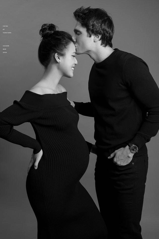 """Hồi mới yêu doanh nhân Tây gợi ý sinh con, Á hậu Hoàng Oanh nói ngay: """"Đẻ là phải cưới!"""" - Ảnh 6."""