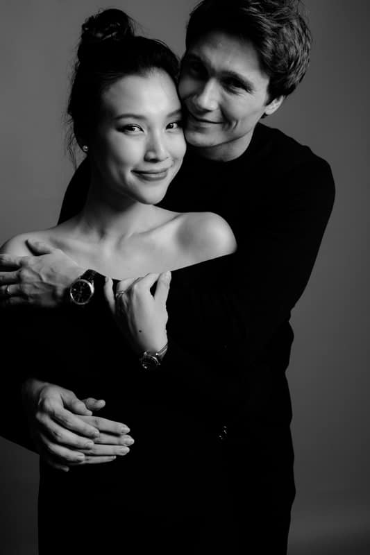 """Hồi mới yêu doanh nhân Tây gợi ý sinh con, Á hậu Hoàng Oanh nói ngay: """"Đẻ là phải cưới!"""" - Ảnh 4."""