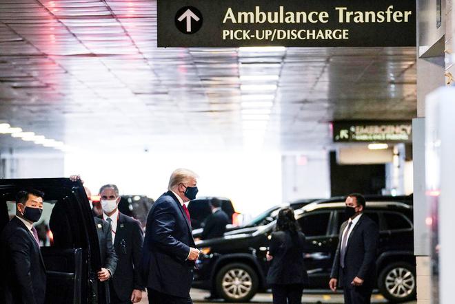 Cảm động về tình anh em của Tổng thống Mỹ Donald Trump - Ảnh 2.