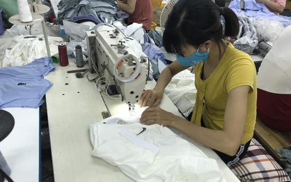 Phát hiện vụ may hàng nhái thương hiệu Gucci, Lacoste lớn nhất tỉnh Hải Dương