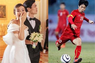 """Công Phượng và Viên Minh giàu có cỡ nào sau """"siêu đám cưới""""?"""
