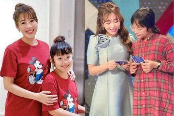 Con gái MC Diệp Chi cao vượt trội khi 9 tuổi, không dám nghĩ chuyện làm người mẫu