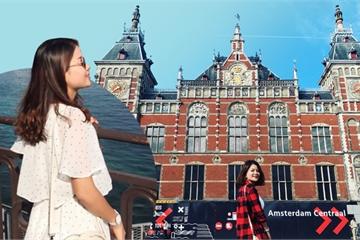 """Quen ở Hà Nội, gắn bó ở Thượng Hải, chia ly ở Paris: Câu chuyện """"10 năm đợi chờ một bóng hình không trở lại"""" của cô gái 9X"""