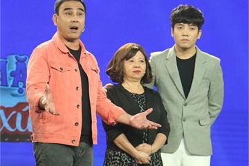 """MC Quyền Linh: """"Con trai 30-40 tuổi vẫn ngủ với mẹ là chuyện bình thường"""""""