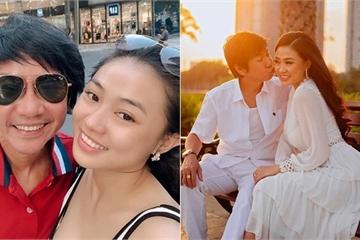 Nghệ sĩ hài Lê Huỳnh trải lòng về cuộc sống bên người vợ kém 30 tuổi