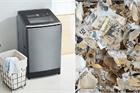 Người đàn ông làm nát gần 450 triệu đồng vì 'giặt tiền' để diệt khuẩn