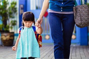 Mẹ khoe con đi học mẫu giáo không hề khóc, chuyên gia nói điều đó không tốt