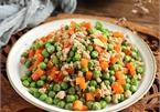 Cách làm món thịt băm xào hạt đậu Hà Lan thơm ngon