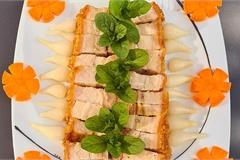 Mẹ Việt ở Đức làm món thịt ba chỉ nướng cháy cạnh khiến cả nhà ăn xong vẫn thèm
