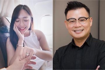 """BTV VTV Hà My được cầu hôn trên máy bay: Choáng với profile """"khủng"""" của vị hôn phu"""