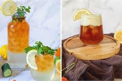 5 cách pha nước uống siêu ngon cho ngày nắng nóng
