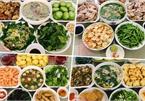 Tham khảo 30 mâm cơm mùa dịch đủ dưỡng chất
