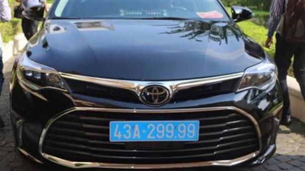 Sắp đấu giá xe sang tiền tỷ Vũ Nhôm tặng Đà Nẵng