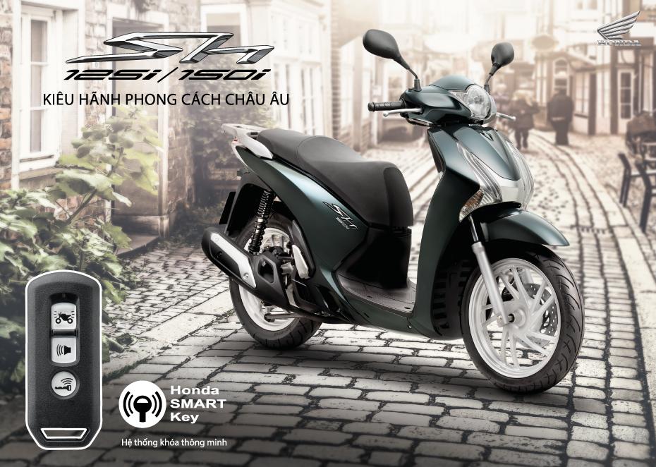 SH 125i/150i 2015 - Giá xe và chi tiết hình ảnh - ảnh 5