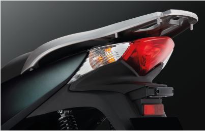 SH 125i/150i 2015 - Giá xe và chi tiết hình ảnh - ảnh 10