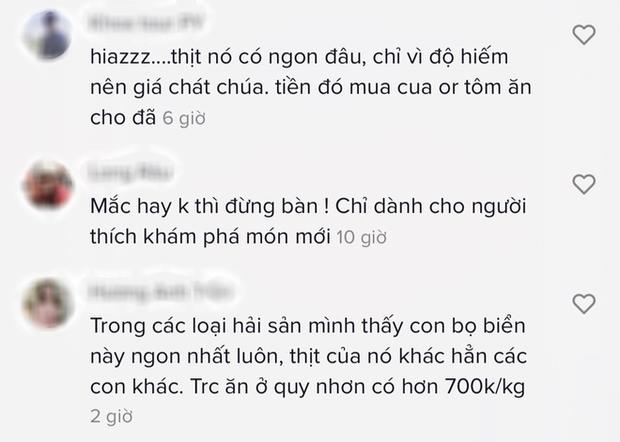 """Loại hải sản được cho là ngon hơn cả tôm hùm ở Việt Nam, vì hiếm có khó tìm nên được rao bán với giá """"đắt xắt ra miếng""""? - Ảnh 15."""