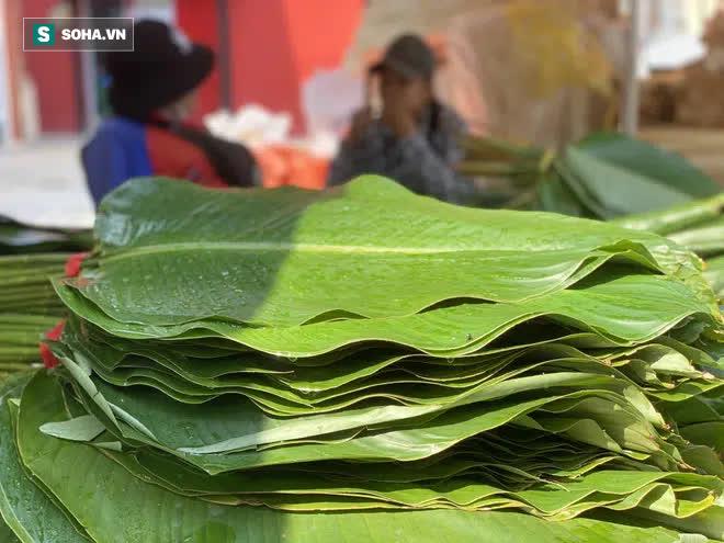 Chợ lá dong đông đúc nhất Sài Gòn chỉ còn vài người bán - Ảnh 5.