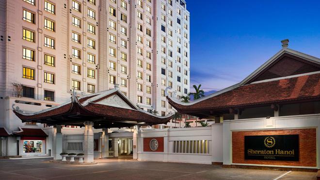 Quá khứ lận đận sau vẻ hào nhoáng của khách sạn Sheraton Hà Nội: Nhân viên bỏ đi vì khủng hoảng kinh tế, bị ông chủ rao bán nhiều năm - Ảnh 1.