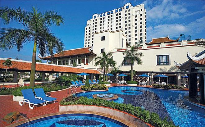Quá khứ lận đận sau vẻ hào nhoáng của khách sạn Sheraton Hà Nội: Nhân viên bỏ đi vì khủng hoảng kinh tế, bị ông chủ rao bán nhiều năm - Ảnh 4.