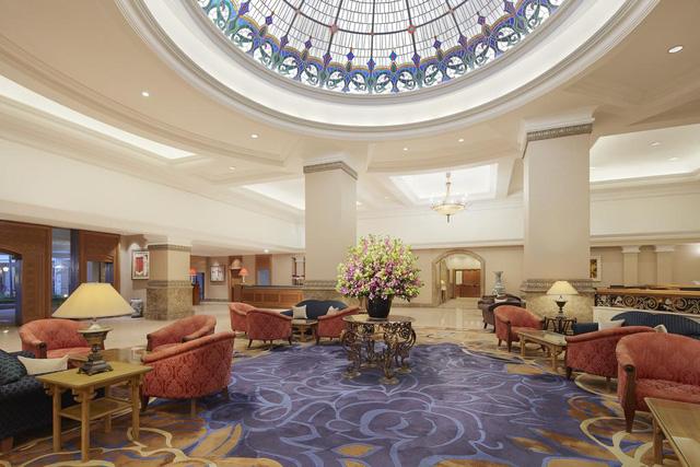 Quá khứ lận đận sau vẻ hào nhoáng của khách sạn Sheraton Hà Nội: Nhân viên bỏ đi vì khủng hoảng kinh tế, bị ông chủ rao bán nhiều năm - Ảnh 6.