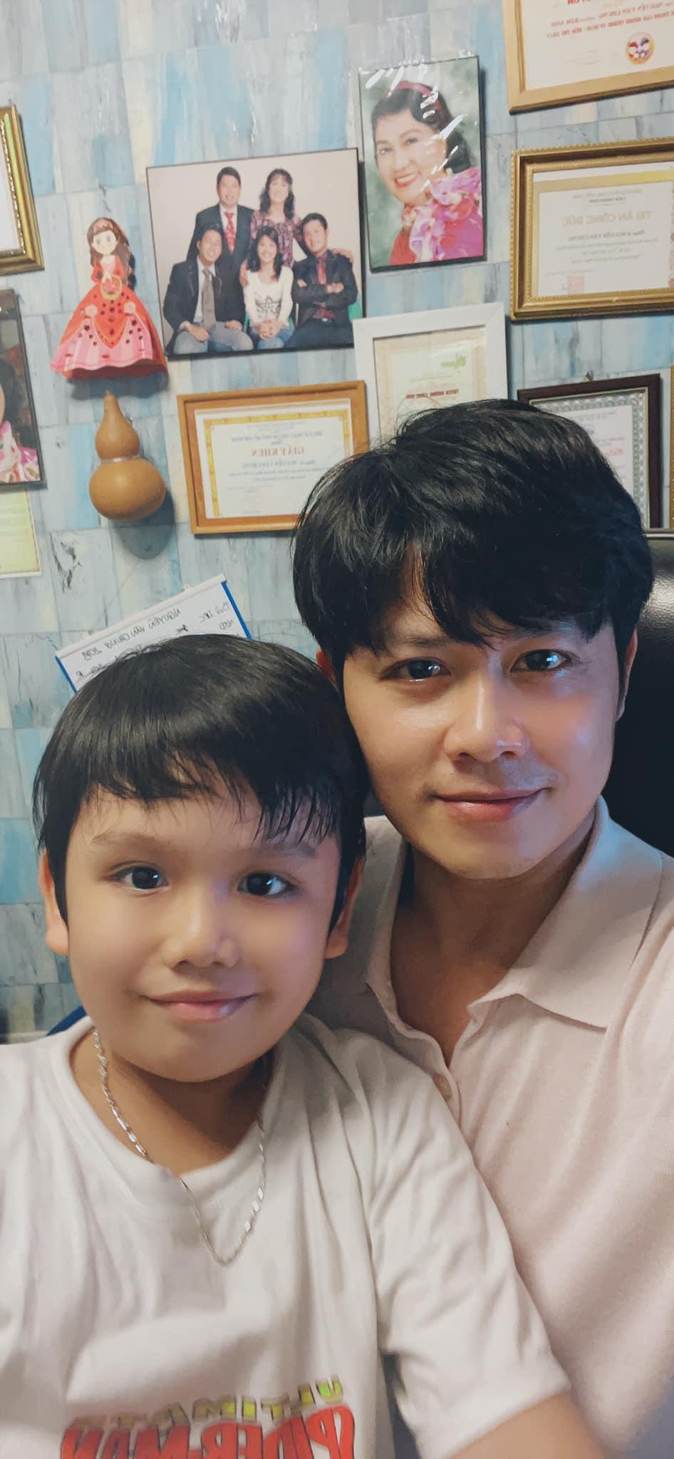 Nhạc sĩ Nguyễn Văn Chung: Con bảo tôi con mệt quá, chắc không sống nổi - Ảnh 3.