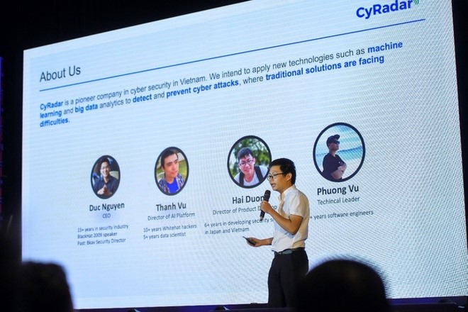 Founder Cyradar: Viet Solutions 'chắp cánh' để startup nhanh chóng tới với người dùng - Ảnh 2.