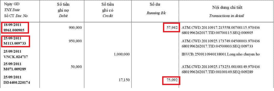 Thắc mắc cột sao kê tài khoản ngân hàng khó hiểu thế, đây chính là giải thích chi tiết cho bạn - Ảnh 5.
