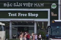 Chuỗi cửa hàng ở Nha Trang xây trái phép chuyên đón khách Trung Quốc